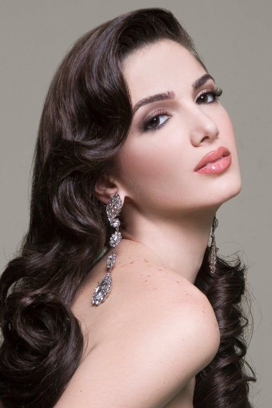 Adriana Vasini (born: July 30, 1987, Maracaibo, Venezuela) is a Venezuelan beauty queen and fashion model who won the titles of Miss World Venezuela 2009 and Reina Hispanoamericana 2009.