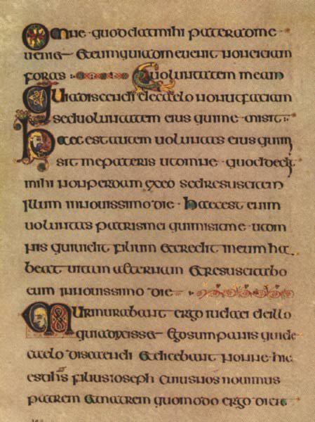 latin book of kells