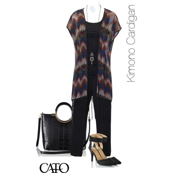 """The Kimono"" by tammyletterman on Polyvore"