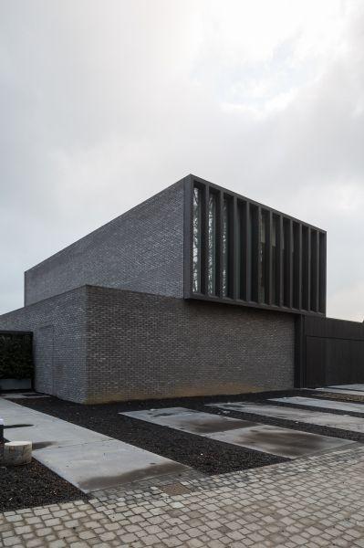 Erembodegem House - Pascal Francois Architects
