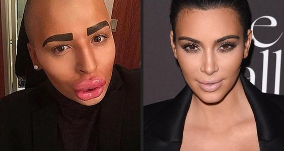 Lifestyle: British man Spends $150K to Keep up With Kim Kardashian | Piclers
