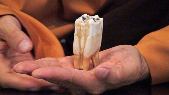 Chùa Răng Phật phải nhắc tới Xá Lợi Răng của Phật
