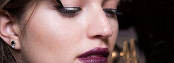 Eyeliner-Trend: Dieser Schmink-Trick lässt unsere Augen strahlen! - BRIGITTE