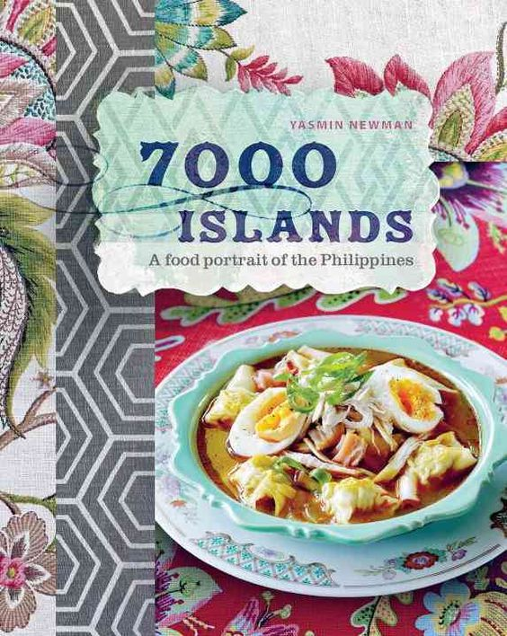 A beautiful, comprehensive, and evocative cookbook on a relatively undiscovered cuisine. Despite the Philippines' location right in the middle of Southeast Asia, most people know very little about the