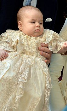 Christening of Prince Geroge