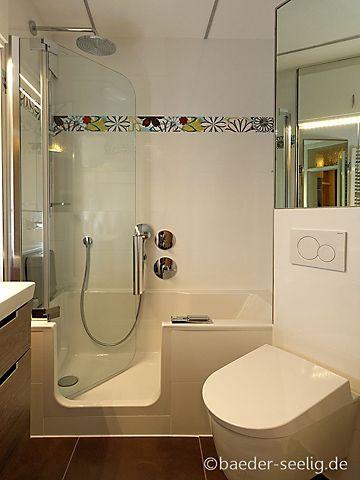 ... Duschbadewanne und einer gekonnten Einteilung www.artweger.at