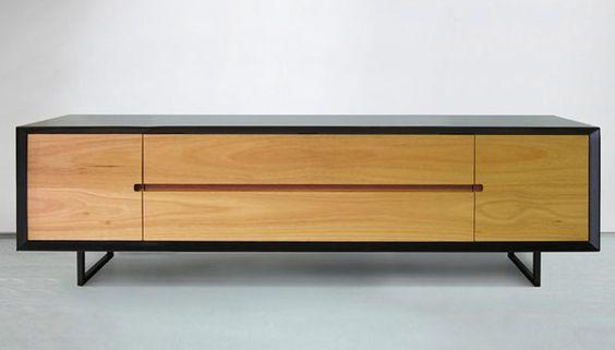 Modern furniture by Craft Design Realisation: Detail Furniture Design, Realisation Modern, Cabinet Design, Modern Cradenza, Modern Furniture Design
