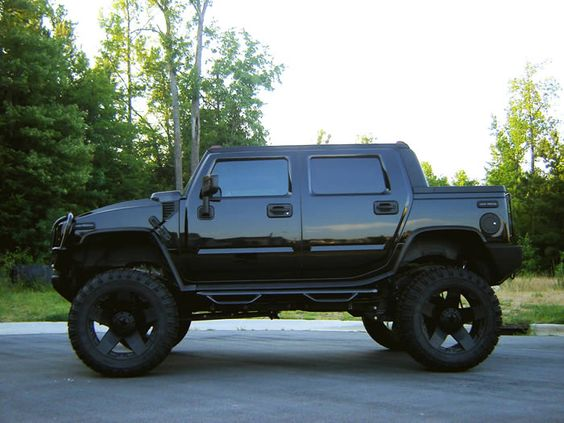 custom hummer H2 - Bing Images