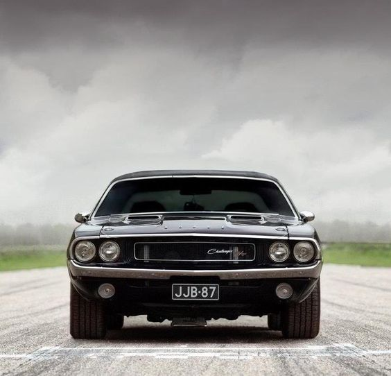Classic Dodge Challenger Vs Charger