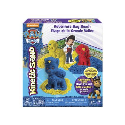 Kinetic Sand Paw Patrol Character Playset (Multi-Colour)