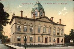 U. S. Custom House and Post Office
