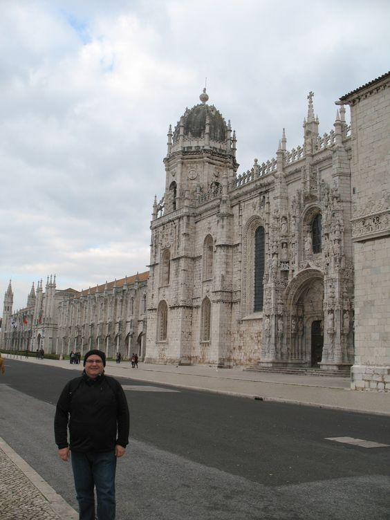Mosteiro dos Jerônimos, Lisboa, Portugal - Foto de Fernanda Sant Anna do Espirito Santo