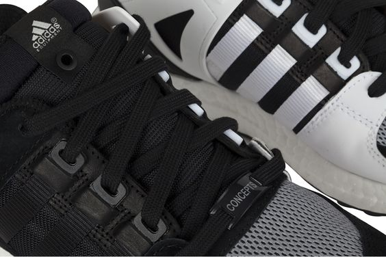 ADIDAS CONSORTIUM - EQUIPMENT SUPPORT 93-16 CNCPTS - BLACK
