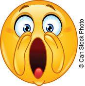 emoticon schreien laut