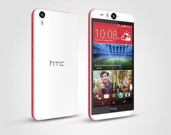 htc eye | Le HTC Desire Eye est officiel : 5,2 pouces FullHD, Snapdragon 801 et ...