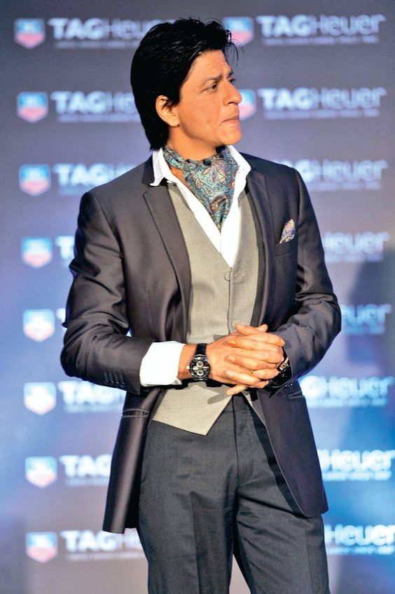 Shahrukh Khan for Tag Heuer: