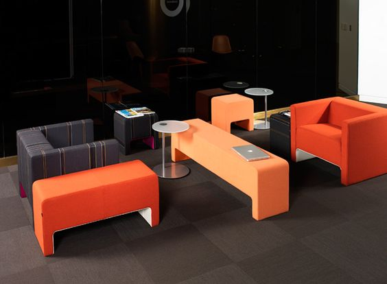 steelcase davos lounge chairs with davos benches and await tables avant actiu furniture bench