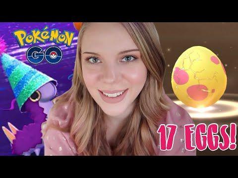 Party Hat Wurmple Hatching 7km Eggs January Event News Pokemon Go Youtube Party Hats Pokemon Pokemon Go