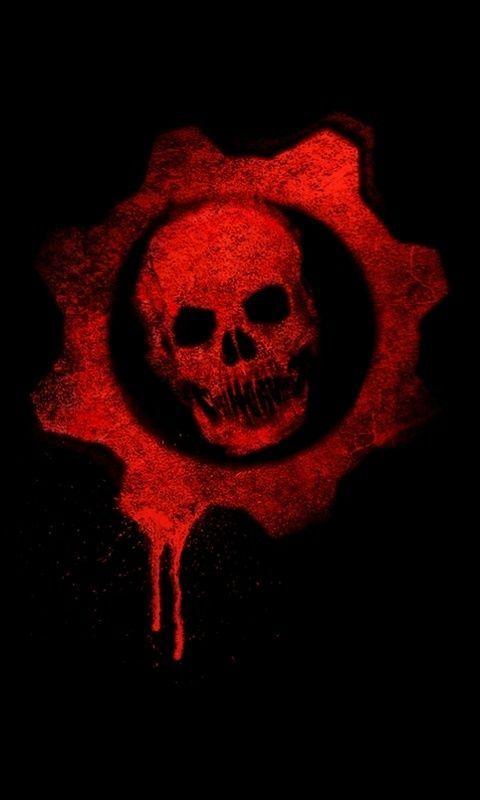 Gears Of War 4 Crimson Omen Google Search Gears Of War Gears Of War 3 Skull Wallpaper