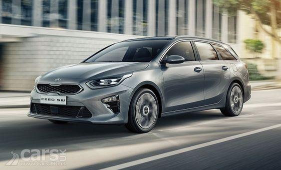 Kia Ceed Estate Plug In Hybrid Will Launch In 2019 Cars Uk Kia Ceed Kia Ceed Sw Kia
