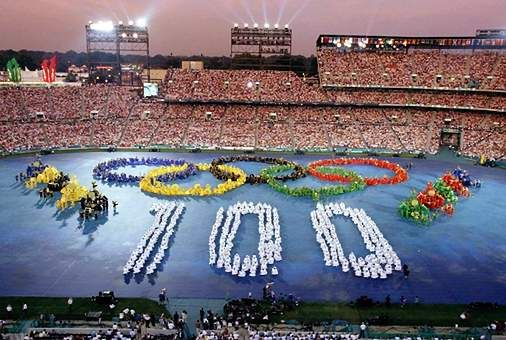 Go to an Olympic opening ceremony and the sport events.