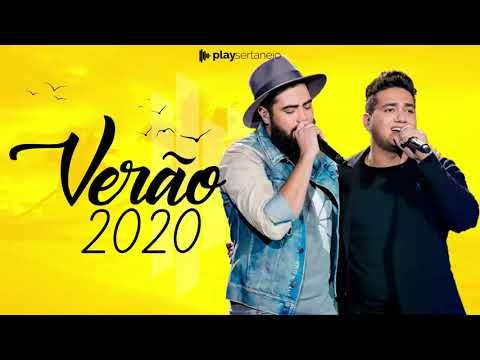 As Mais Tocadas Verao 2020 O Melhor Do Sertanejo Universitario