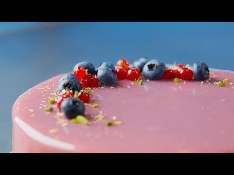 Mirror Glaze Cake | Kuchenfee Lisa | REWE Deine Küche ...