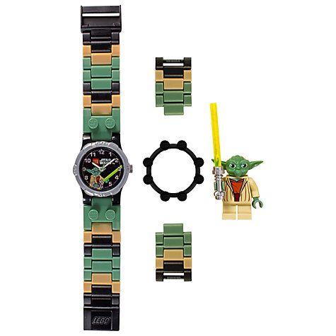 LEGO Star Wars Yoda Watch