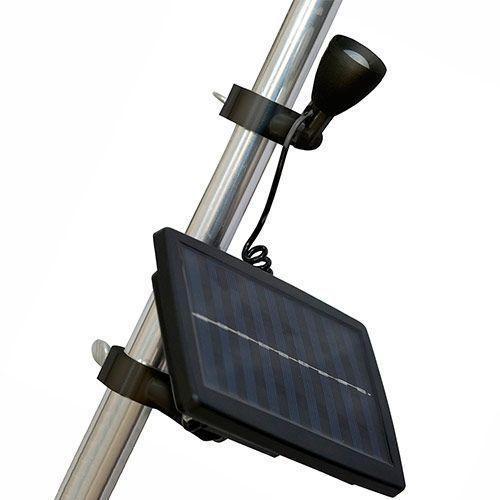 Outrigger Micro Solar Led Flagpole