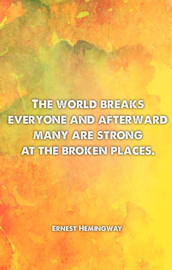 blog stronger broken places wisdom elders