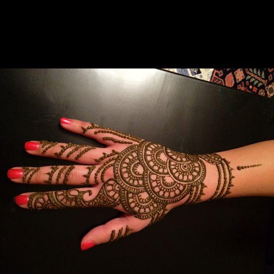 Mehndi For Thin Hands : Henna mehendi and mehndi on pinterest