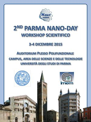 Parma il 3 e 4 dicembre la seconda edizione del Nano-Day