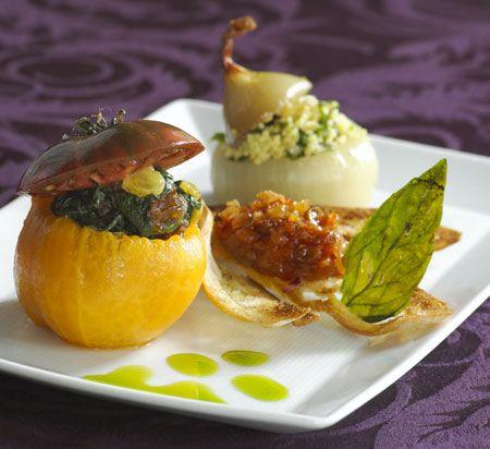 Why we eat Stuffed Foods on Sukkot
