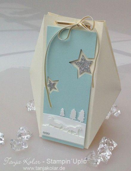 Eine tolle Box für Weihnachten / A beautiful Box for Christmas — Blog Ideen Anleitungen Angebote Videos Partys buchen Kataloge