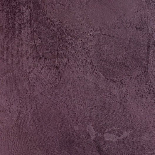 Peinture à Effet Tadelakt Luxens Violet Tulipe 2 5 L En