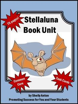 stellaluna by janell cannon responsibility and Stellaluna [janell cannon] -- after she falls headfirst into a bird's nest, a baby bat  is raised like a bird until she is reunited with  responsibility: janell cannon.