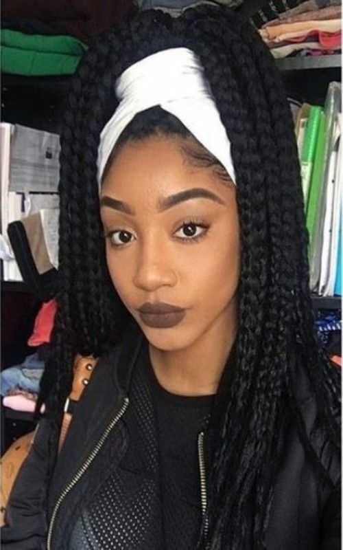 Gorgeous High Ponytail Hairstyles For Black Women With Images