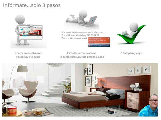 """""""Muebles Los Pedroches"""".Una web y tienda de muebles diferente creada para llevarte el mueble de calidad a un buen precio desde nuestros fabricantes directamente a tu casa.  WEB: http://www.muebleslospedroches.com/  FACEBOOK: https://www.facebook.com/muebleslospedroches 640 56 84 79"""