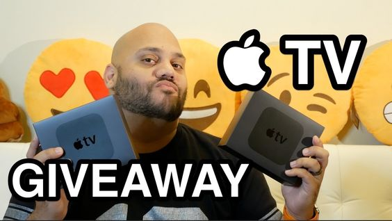 APPLE TV GIVEAWAY! [4th Generation 2015]