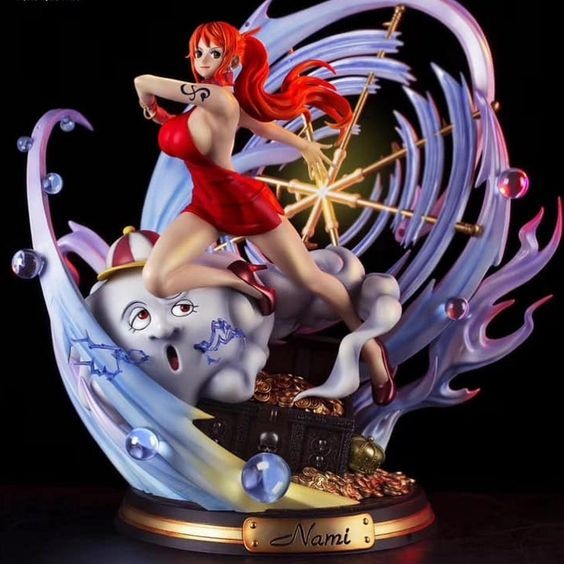 Japanese Anime ONE PIECE POP Limited Edition Hina Collectable Statue Figure Toy