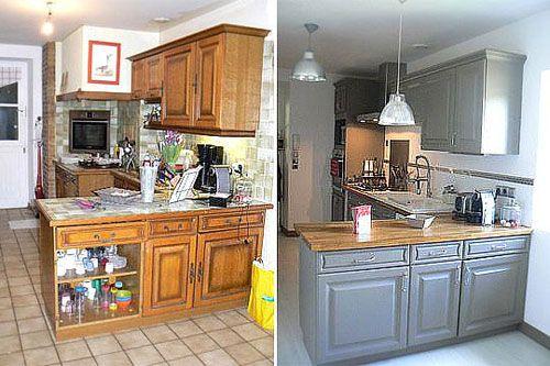 Relooker une cuisine rustique : 7 astuces pour la moderniser ...