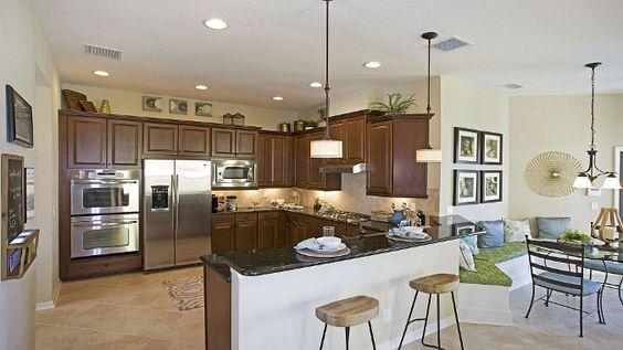 Dark Kitchen Cabinet Make This By Taylor Morrison