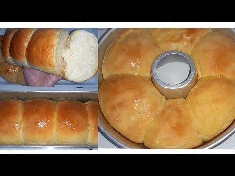 Resep Roti Sobek Menggunakan Panci Tanpa Oven Super Lembut Youtube Resep Roti Panci Tepung