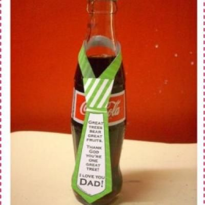 Adorable... will be great for Father's day lunch!