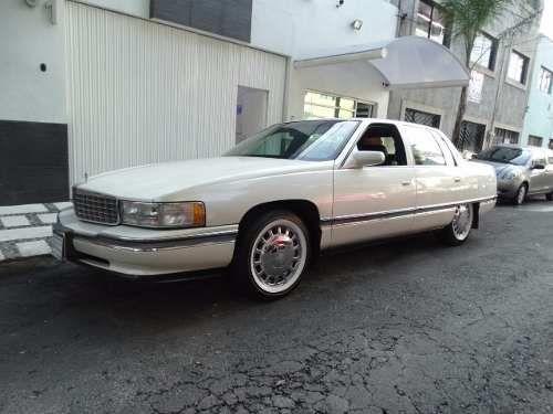 cadillac deville sedan clásico nuevecito único exigentes