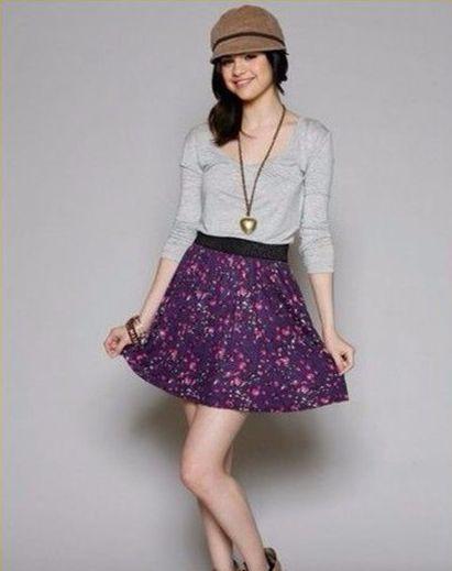 Lovely #skirt