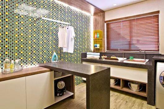 Decor Salteado - Blog de Decoração e Arquitetura : Áreas de serviço – saiba como decorar e veja modelos modernos e maravilhosos!