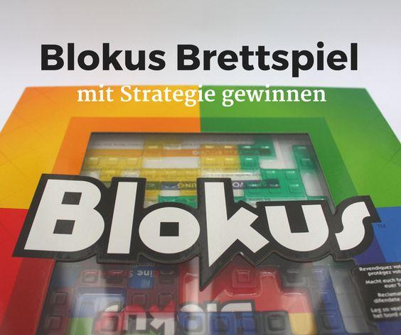 Blokus Brettspiel mit Strategie gewinnen - Tipps für Kids #Blokus #Brettspiel #Strategie #Ab7Jahren