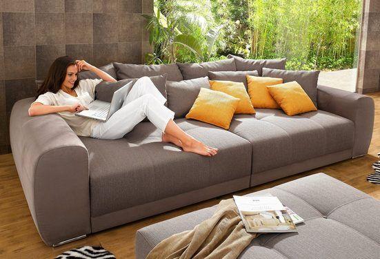 Jockenhofer Gruppe Big Sofa Big Sofa Online Kaufen Otto In 2020 Gunstige Sofas Grosse Couch Couch Gunstig