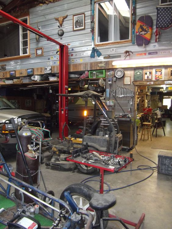Shops nice and the o 39 jays on pinterest for Garage auto nice